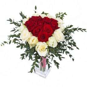 Признание в любви (23 розы)