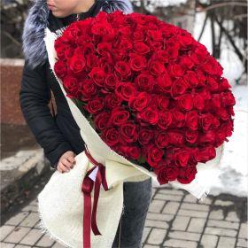 101 длинная роза 140 см