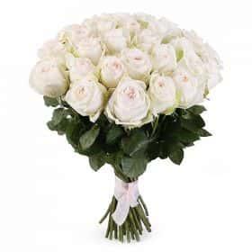 Букет Унесенные ветром (35 роз)