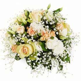 Свадебный букет Изольда