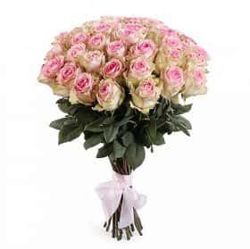 Букет Нежный ангел (51 роза)