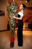 51 гигантская красная роза 200 см